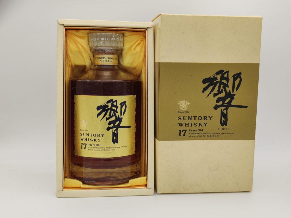 【ウイスキー買取】サントリーウイスキー『響17年 ゴールドラベル』を買い取りいたしました。お酒買取実績紹介! 3