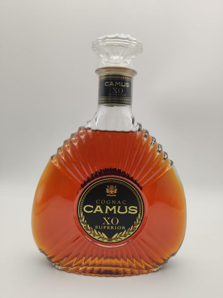【ブランデー買取】コニャック『カミュXOスペリオール』を買い取りいたしました。お酒買取実績紹介! 2