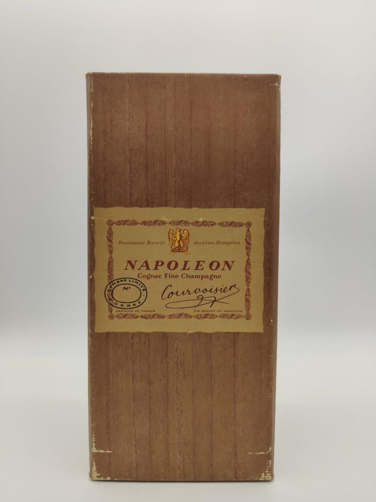 【ブランデー買取】コニャック『クルボアジェ ナポレオン 』を買い取りいたしました。お酒買取実績紹介! 3