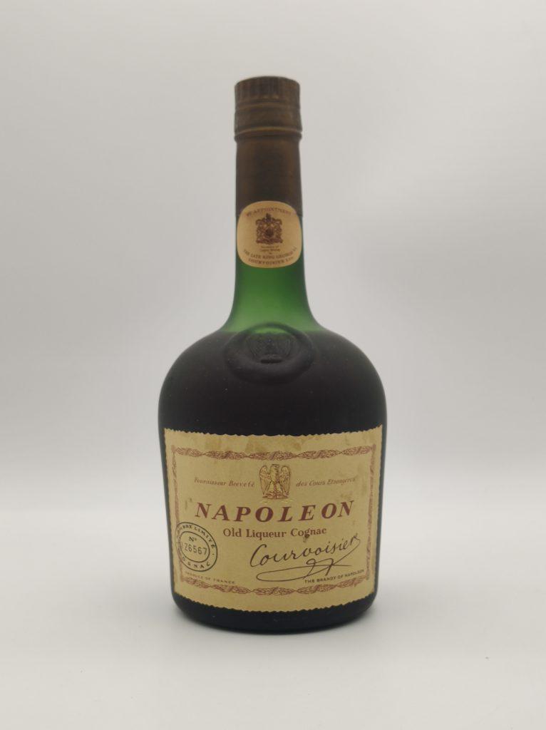 【ブランデー買取】コニャック『クルボアジェ ナポレオン 』を買い取りいたしました。お酒買取実績紹介! 2