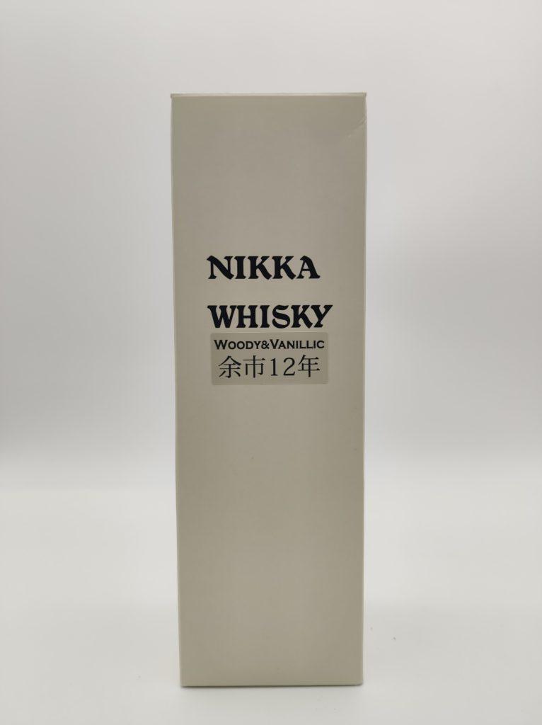 【ウイスキー買取】ニッカウイスキー終売品『余市12年』を買い取りいたしました。お酒買取実績紹介! 3