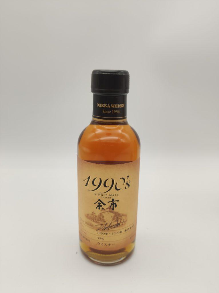 【ウイスキー買取】ニッカウヰスキー『余市1990's』を買い取りいたしました。お酒買取実績紹介! 2