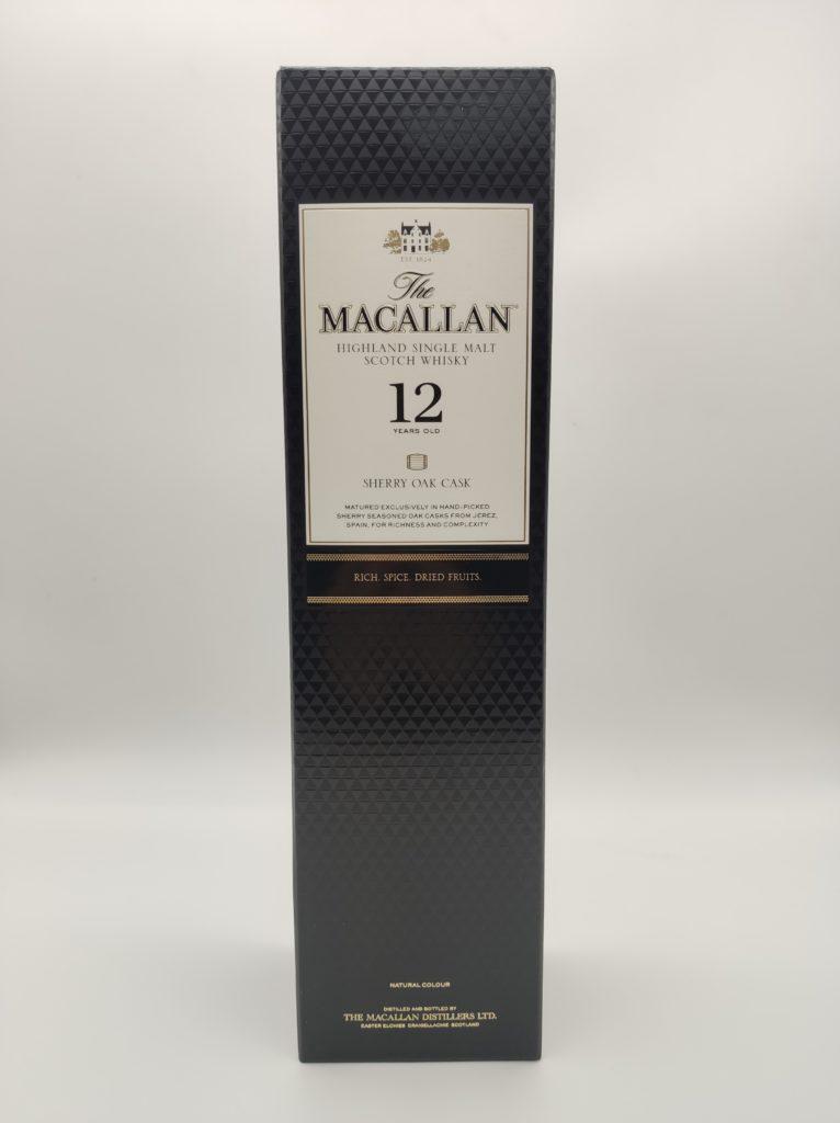 【ウイスキー買取】マッカランの象徴的華やかな味わい『ザ・マッカラン12年 シェリーオーク 』を買い取りいたしました。お酒買取実績紹介! 3